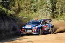 Sordo takes early Portugal lead, disaster for Toyota