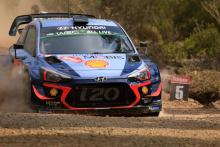 Neuville edges Ogier, Mikkelsen in tight Rally Turkey battle