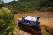 Mikkelsen retakes Rally Turkey lead after drama for Neuville, Ogier