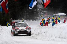 Tanak dominates to Rally Sweden victory