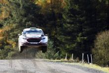 Wales Rally GB - Classification after SS16