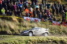 Evans strengthens Wales Rally GB lead over Neuville