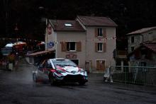 Tanak sets up final day fight with Ogier at Rallye Monte-Carlo