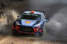 Loeb chases Sordo at Rally Mexico