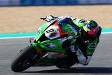 Loris Cresson, WorldSBK Jerez test, November 17-18th, 2020