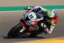 Mercado keen to sample Barbera's influence on WorldSBK return