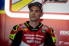 Takahashi in for injured Camier at Jerez