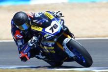 Top ten reward for Baz, Ten Kate after 'flying Friday' start