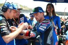 Lowes declared fit to race despite Rea collision injury