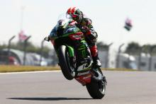 Rea fifth but not far away at Donington