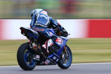 Melandri: Either the bike doesn't like me or my riding style