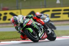 Haslam 'pushing the limit' to get Donington podium