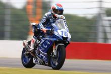 Cluzel coolly holds off Caricasulo for Donington WorldSSP win