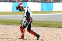 Sykes explains red flag crash, upset by 'extremely harsh' penalty