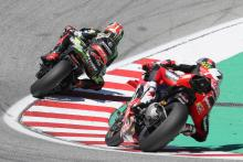 Laguna Seca WorldSBK - Superpole Race Results