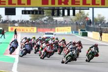 2020 World Superbike grid so far…
