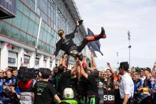 Rea admits he didn't expect to take World Superbike title so early