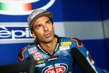 Melandri: I had hoped to retire on a higher note