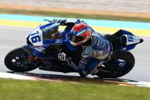 Cluzel wins in Argentina to set up three-way WorldSSP title showdown