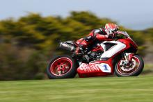 Phillip Island WorldSSP - FP2 Results