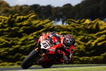 Phillip Island WorldSBK - FP1 Results