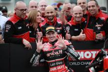Aruba.it Ducati boss: Feels like Redding with us for years