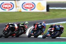 Rea strikes back with Sprint Race win defeating Razgatlioglu