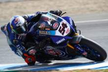 Razgatlioglu heads up Yamaha 1-2 in Portimao FP1