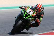 Rea sprints clear for WorldSBK Superpole Race win in Portimao