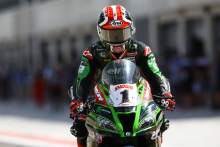 Rea throws down gauntlet with record-breaking WorldSBK Aragon pole