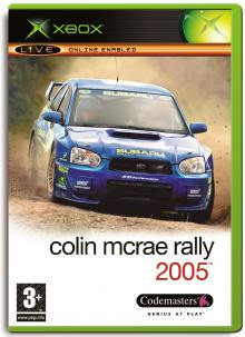 Colin McRae goodies up for grabs!