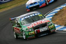 Ford teams shine during 2004 season.