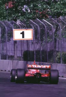 Alex Zanardi - My Story: CART rivals.