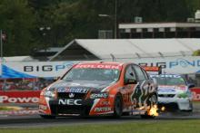 Race reactions: Eastern Creek - Race 2 and 3.