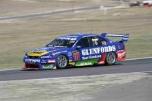 Coulthard wins Glenfords drive for 2008.
