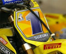 FIM announces permanent numbers for 2003.