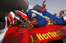 Alesi, Herbert to return to F1 paddock.
