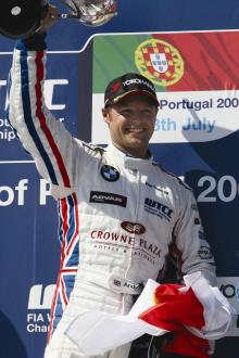 Priaulx hints at BTCC, ALMS guest races in '09.