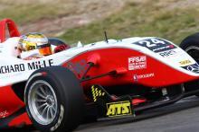 Zandvoort F3 Masters - Qualifying times (2)