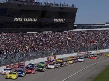 Real racing starts at The Rock.