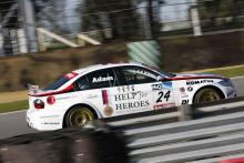 Adam impresses, Harvey on pace in Motorbase test.