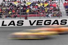 Five take new cars to Vegas.