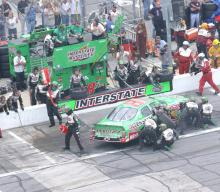 Labonte happy to be leaving Loudon.
