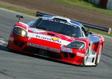 Ruberti links up with GNM for Le Mans.