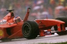 Remembering... Barrichello's day in the rain