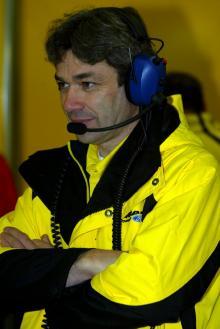 Heidfeld and Firman wrap up Jerez test for Jordan.
