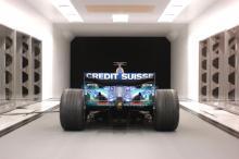Sauber opens ultra-modern windtunnel.