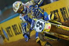 Smets hungry for more.