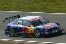 Mattias Ekstrom - DTM champion.