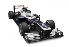 Williams FW35 - technical specifications